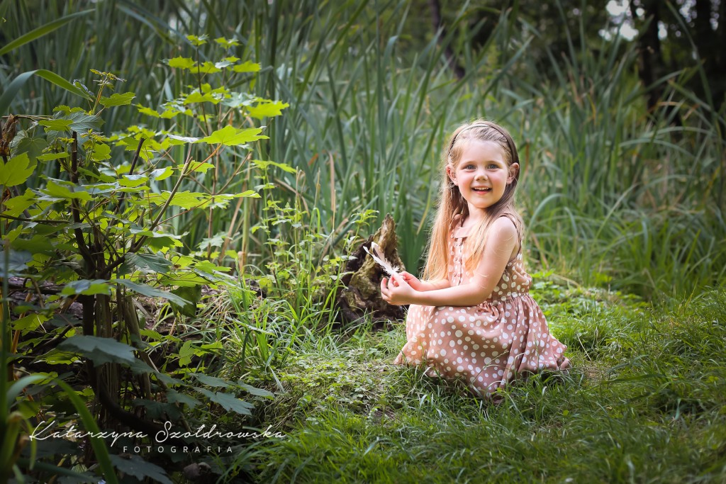 sesja dziecieca fotografia krakow