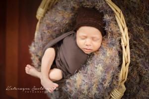 sesja noworodkowa chłopca kraków