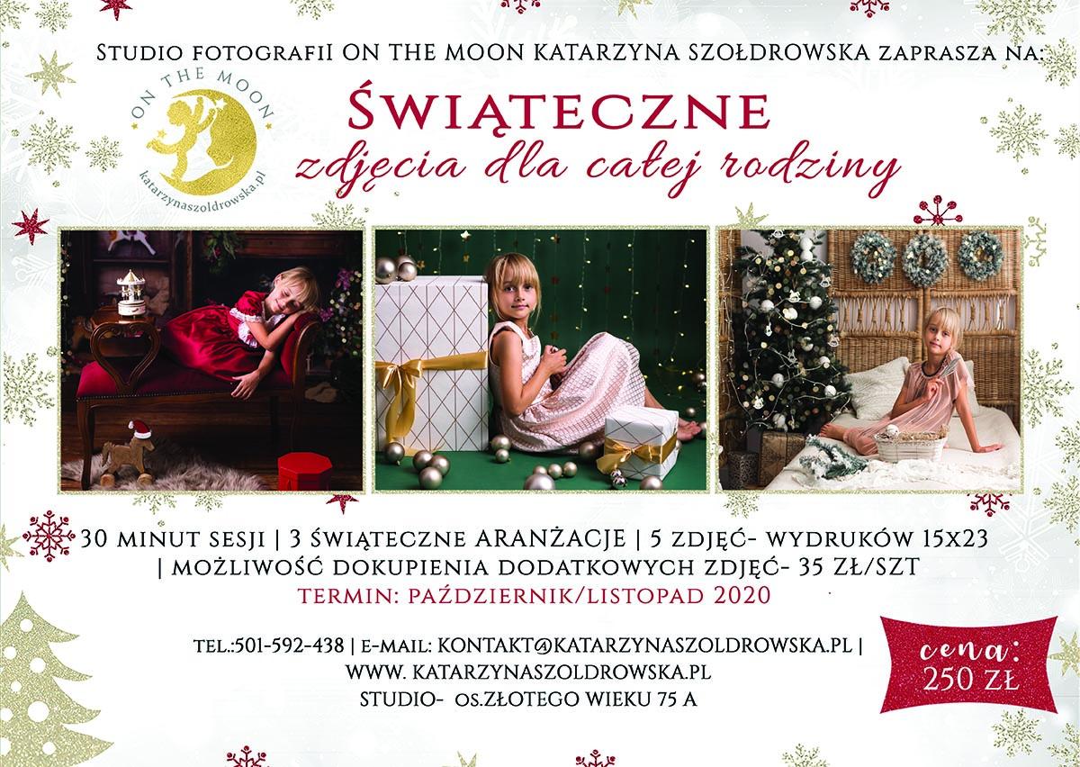 sesja świąteczna Kraków